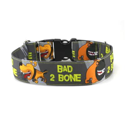 Collier GROS CHIEN Bad 2 Bone